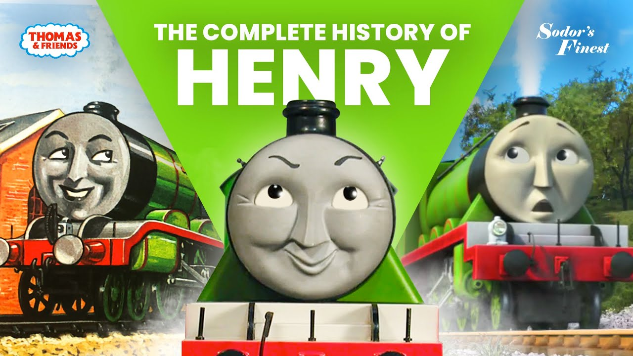 The COMPLETE History of Henry the Green Engine – Sodor's Finest