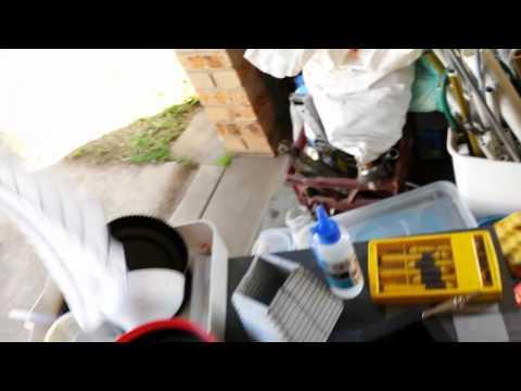 Homemade large format bellows camera (Part 1)