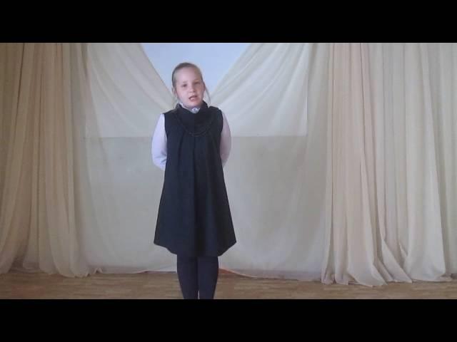 Анастасия Лосева читает произведение «Первый снег» (Бунин Иван Алексеевич)