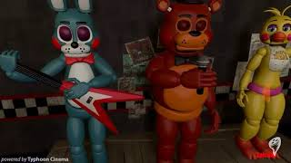 Five goofy nights at Freddy's 6 fnaf hilarious parody movie 6