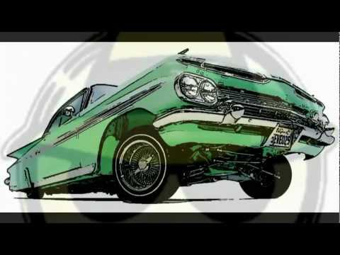 Best of Lowrider Arte -  Song By The Stylistics-Betcha By Golly Wow