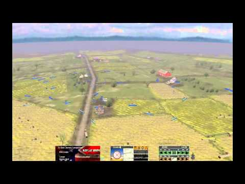 Scourge of War HITS battle replay 2