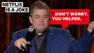 Patton Oswalt: Why A Woman President Would Save The Future | Netflix Is A Joke