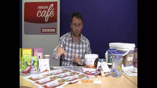 2014 Xeikon Café - Folding Carton, Heat-Transfer, In-Mold Applications - English