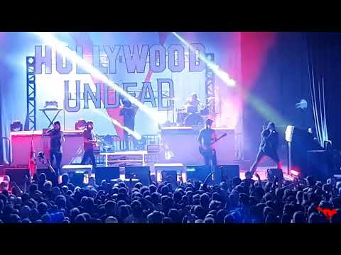 Hollywood undead full concert Germany 19.02.2018