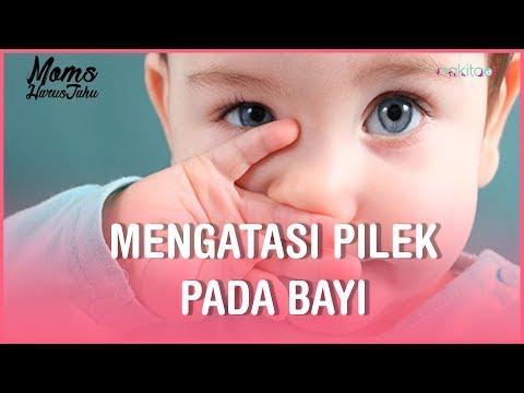 Cara Mengatasi Sakit Mata Pada Bayi 7 Bulan - Bisabo ...