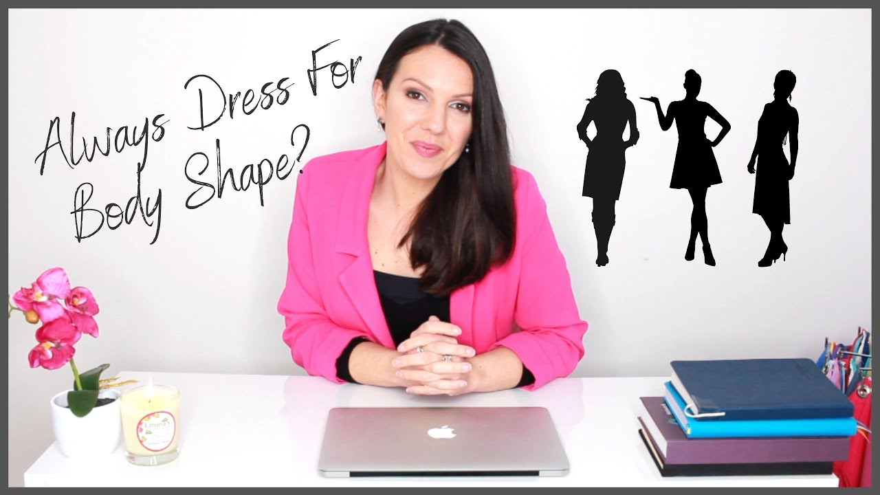 Should You Always Dress For Your Body Shape?