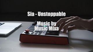Sia - Unstoppable. Karaoke