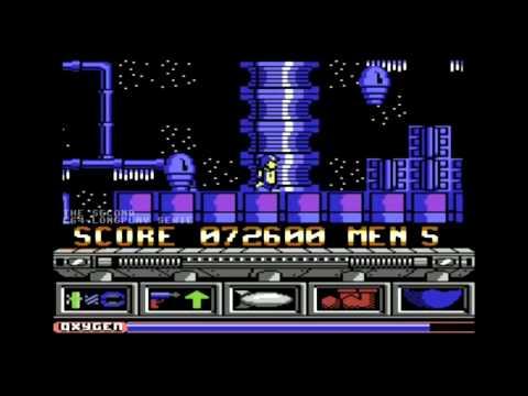 C64-Longplay - Northstar (720p)