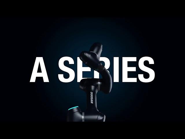 La Nuova Seria A Doosan Robotics sta per arrivare...STAY TUNED!