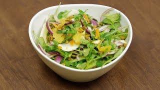 Citrus & Fennel Winter Salad