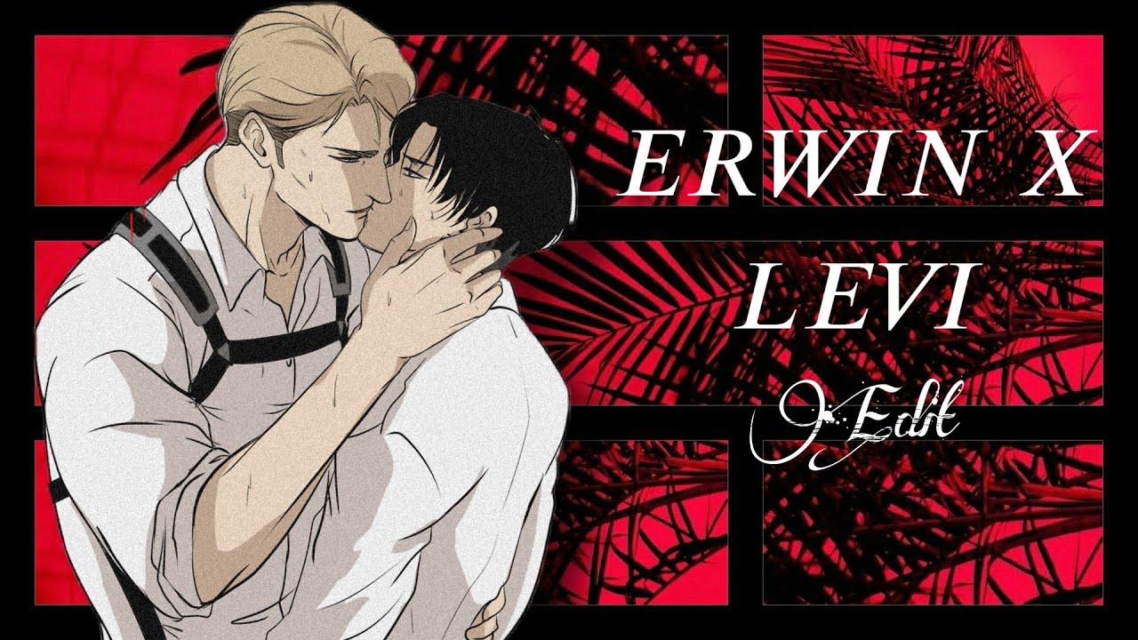Download Erwin x Levi [EDIT] | Put your head on my shoulder audio | Yaoi Doujinshi | 18+ WEAR HEADPHONES