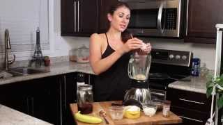 Bikini Model Cookbook: Banana Walnut Pancakes