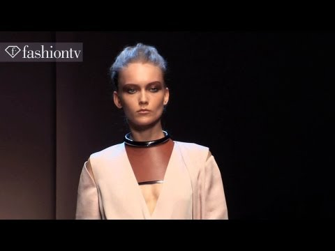 Designers at Work - Gianfranco Ferre Fall/Winter 2013-14 | Milan Fashion Week | FashionTV