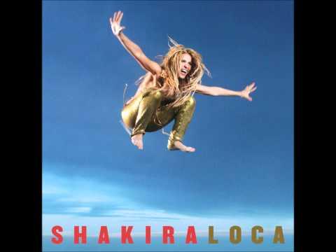 Shakira - Loca (Ingles) - [HD]