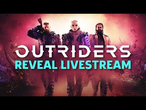 Outriders Reveal Livestream