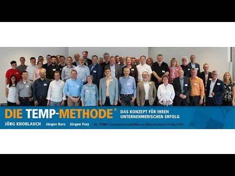 TEMP-Lizenznehmertreffen im Brückenhaus in Neu-Ulm: Rückblick (Expertennetzwerk der TEMP-Methode®)