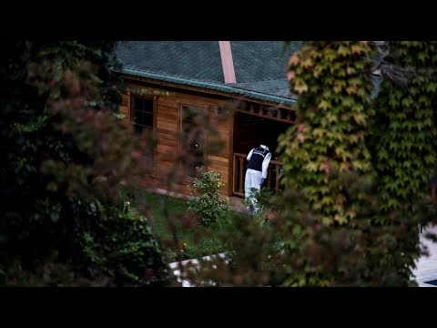 Jamal Khashoggi's Body Parts Found In Garden