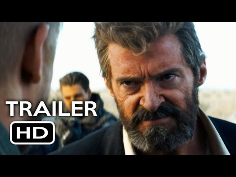 Logan Official Trailer #1 (2017) Hugh Jackman Wolverine Movie HD