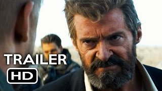 Logan Official Trailer 1 2017 Hugh Jackman Wolverine Movie HD