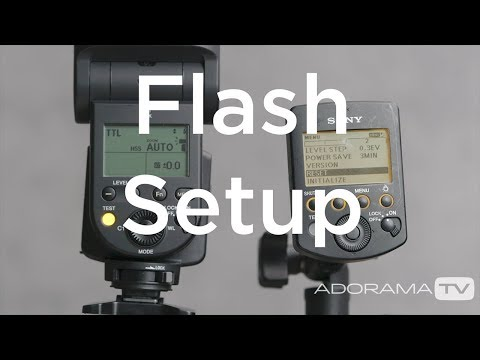 Sony Radio Commander & Flash Setup: The Breakdown With Miguel Quiles