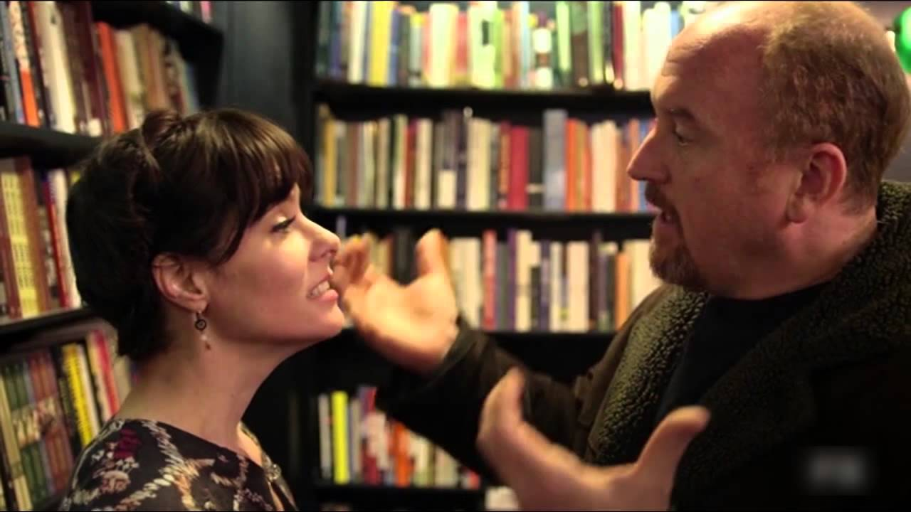 How To Ask A Girl Out  Louie Ck Asks A Girl Out