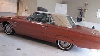 1965 Ford Thunderbird Landau ELGA Credit Union auto appraisal Grand Rapids Michigan