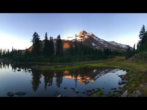 Jefferson Park Wilderrness, Oregon 3 Day Backpack