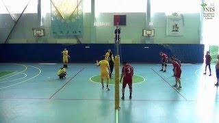 Волейбол.  Тараз ФМН - Шымкент ХБН