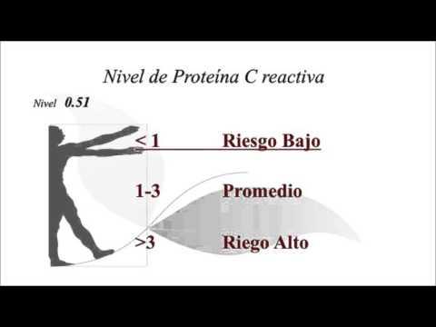 como bajar la proteina c reactiva de forma natural