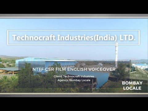 #BombayLocale | TECHNOCRAFT INDUSTRIES CSR | NTTF(Nettur Technical Training Foundation) | English