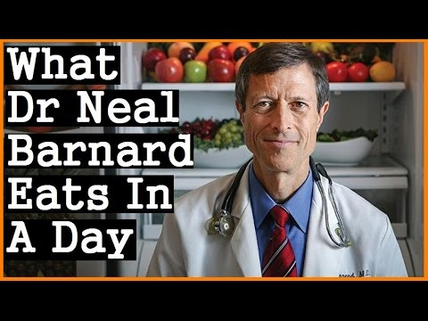 What Dr Neal Barnard Eats In A Day!