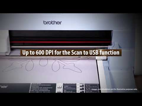 Brother Introduces The ScanNCut DX Innov-is Edition SDX225