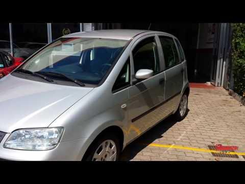 Fiat idea 2007 ficha tecnica fiat idea 2007 ficha for Consumo del fiat idea 1 4
