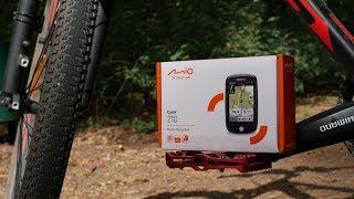 Nie chcesz zabłądzić w lesie??? MIO Cyclo 210 - nawigacja na rower [RECENZJA]