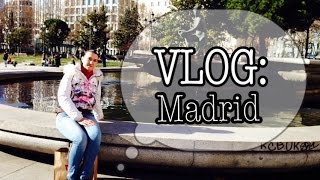 VLOG:Прогулка по Мадриду(Я решила показать вам кусочек прекрасного города Спасибо за Like и за Подписку на мой канал.И я очень рада..., 2015-01-20T20:47:21.000Z)