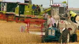 100 Years of Claas DVD Promo