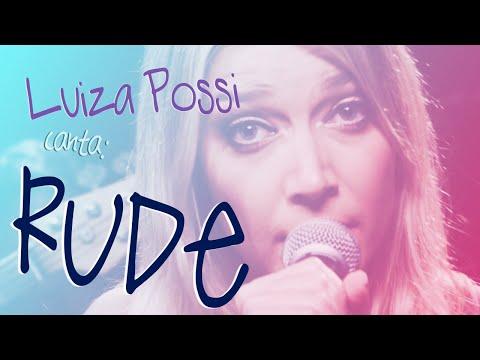 Luiza Possi - Rude Magic  Lab LP
