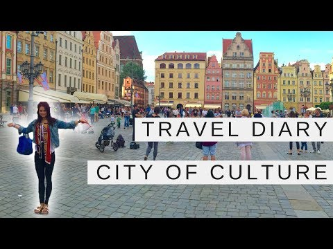 HIPSTER CITY, VEGAN HEAVEN, TECHNO SOCCER, & HARE KRISHNA | TRAVEL VLOG | things to do in wrocław