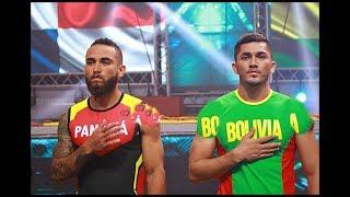 Calle 7 Bolivia - PANAMÁ vs BOLIVIA: Rafe VS Iroshy