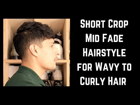 hair-update-|-short-crop-mid-fade-hairstyle-for-wavy-to-curly-hair-|-blumaan-&-chaptr-products