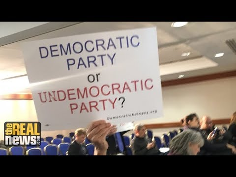 DNC's Unity Commission Further Dividing the Party