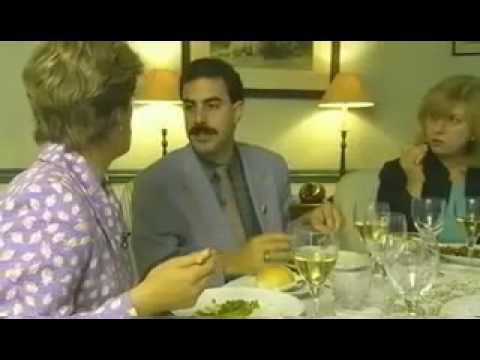 Ali G-Borat-Lunch