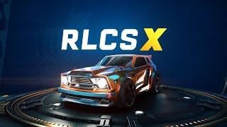 RLCS X | European Regional | Day 2