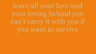 Florence + The Machine - Dog Days Are Over Lyrics