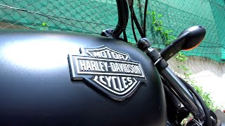#Bikes@Dinos: Harley Davidson Street 750 Test Ride, Walkaround Review