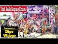 Solah Rancak Tari Kuda Kepang Kembar Enam Jaranan Dipo Wijoyo Live Nagtup Pagu