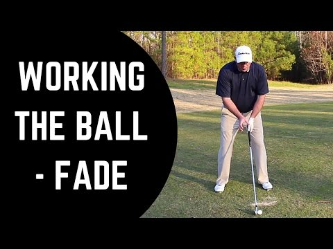 Working The Ball – Fade | Golf Tips with Tyler Dice Golf