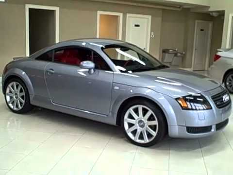 Tt Auto Sales >> 2002 Audi Tt Amls Edition Titan Auto Sales Youtube