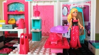 Mega Bloks Barbie Fashion Boutique Barbie Doll Life in a Dream House thumbnail